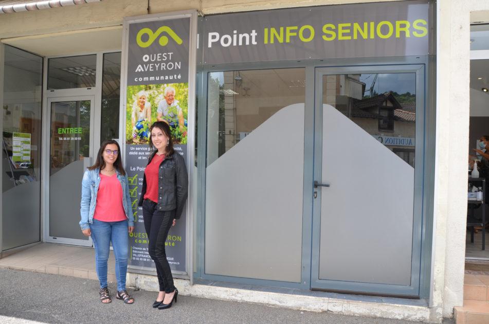 point info séniors